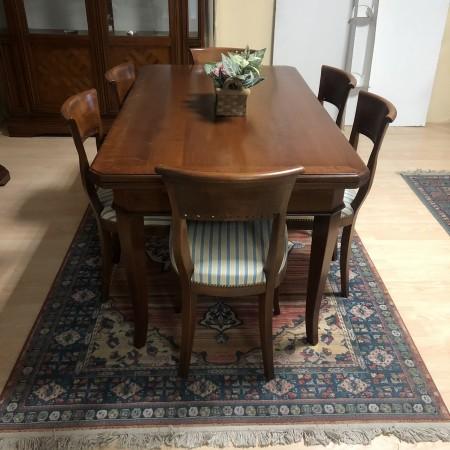 Tavolo-sedie Dall'Agnese