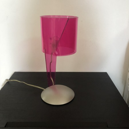 Lampada Rosa
